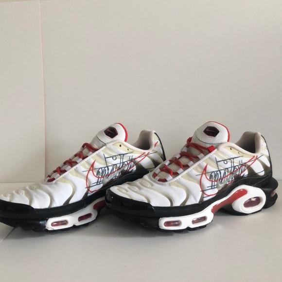Nike Shoes | Air Max Plus Script Swoosh
